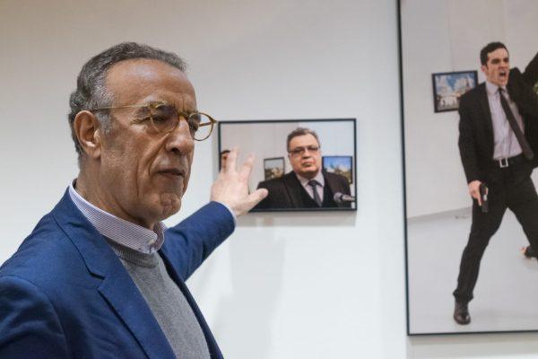 Burhan Ozbilici, World Press Photo 2017
