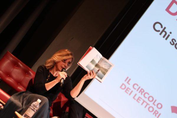 Concita De Gregorio alla Scuola Holden di Torino