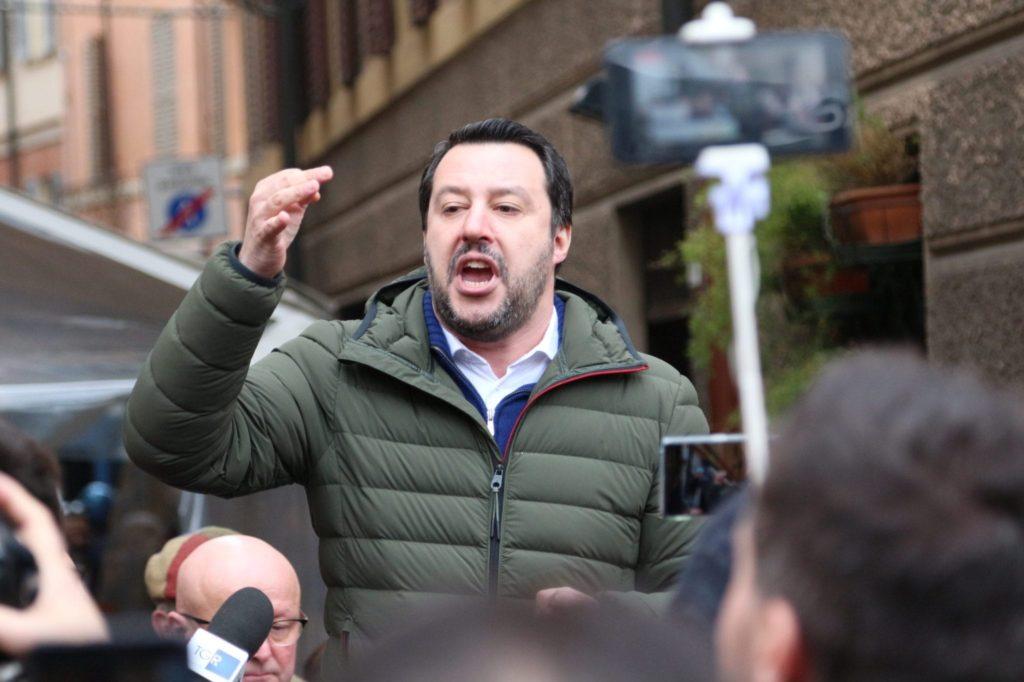 Matteo Salvini Lega Nord