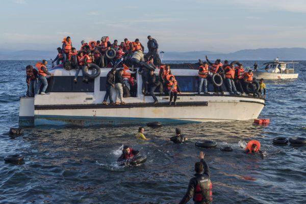 migranti, frontiere, rescue