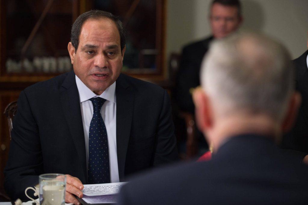 Egitto, al Sisi