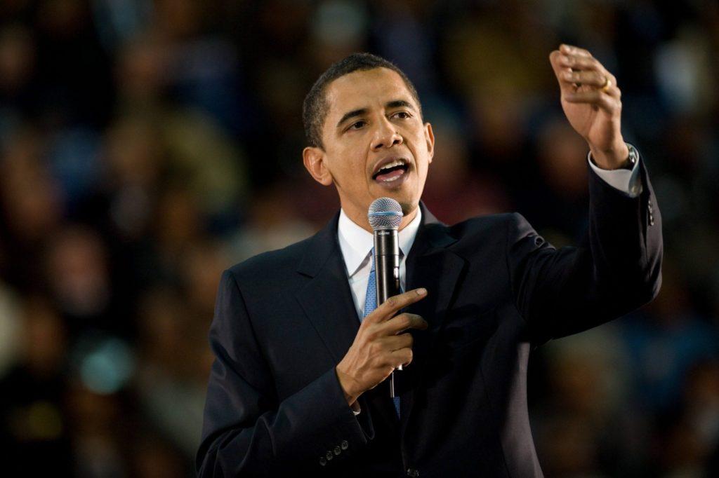 Barack Obama, Mandela