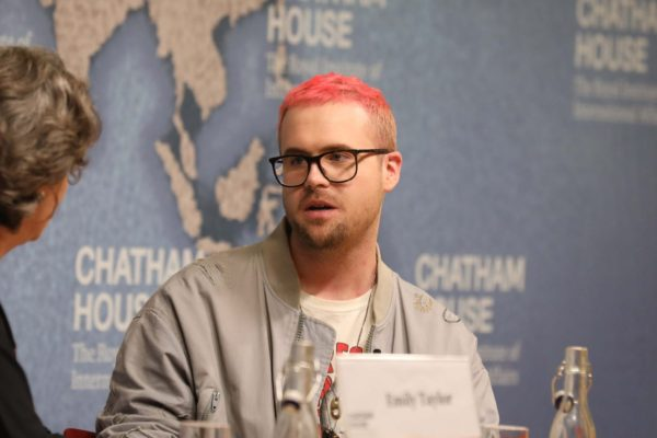 Christopher Wylie, Wired Next Fest