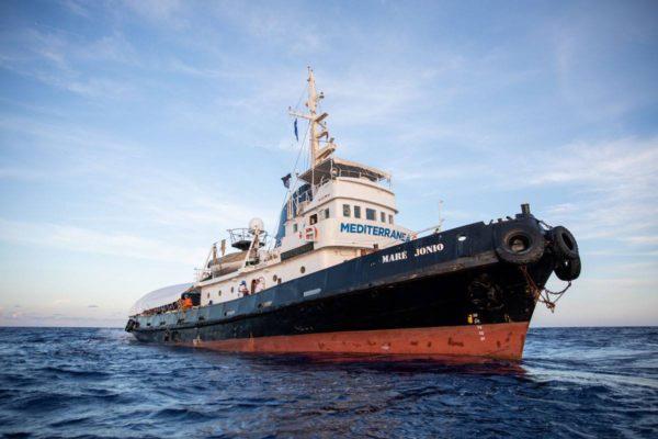 Mediterranea Saving Humans