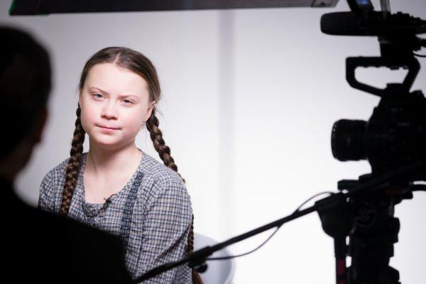 Greta Thunberg, clima