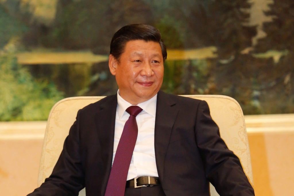 Via della seta, Xi Jinping