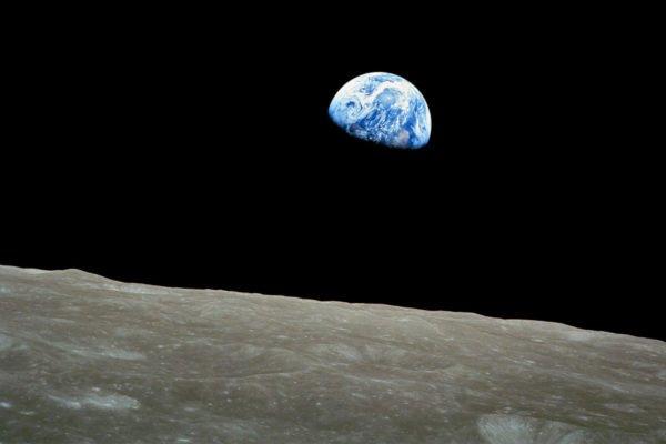 Terra, dalla Luna
