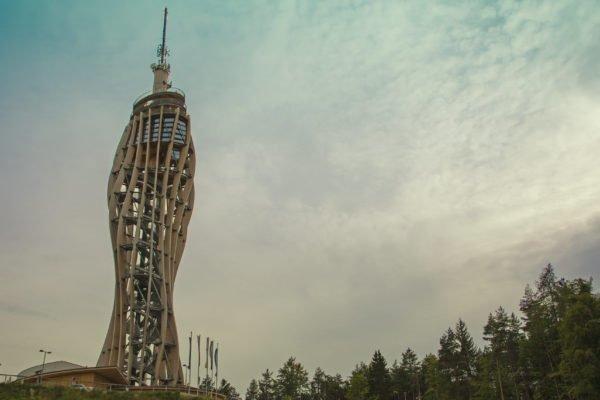 Legno torre