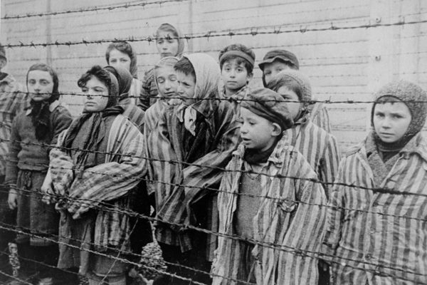 Alberto Sed Auschwitz
