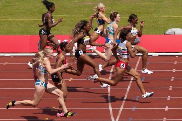 corsa donne Mary Cain
