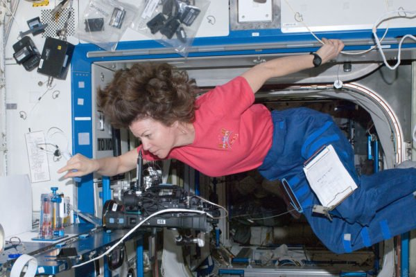 Catherine Coleman - Stazione Spaziale Internazionale
