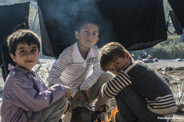 rifugiati moira