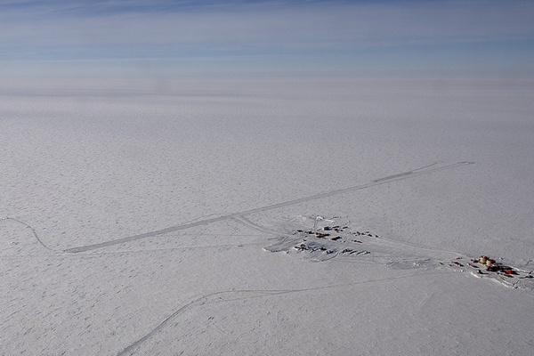 ghiaccio memoria clima