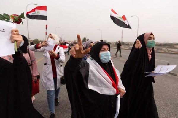 Iraq coronavirus sistema sanitario