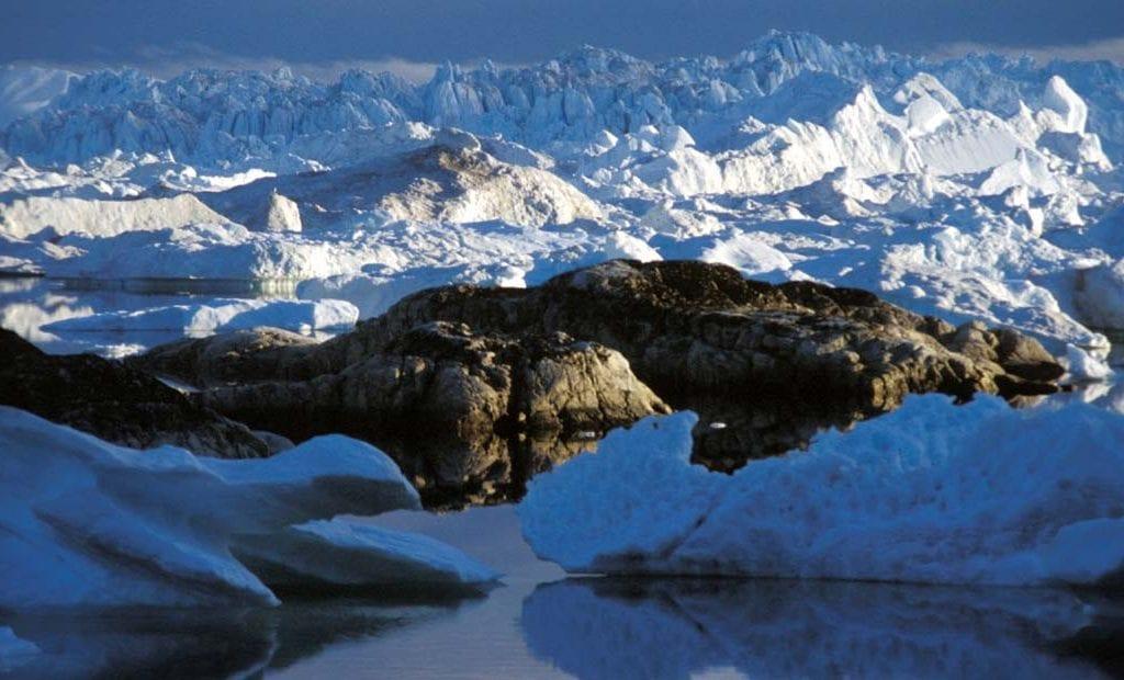 Groenlandia Climate Change