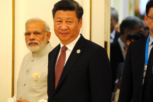 India Cina scontro confine