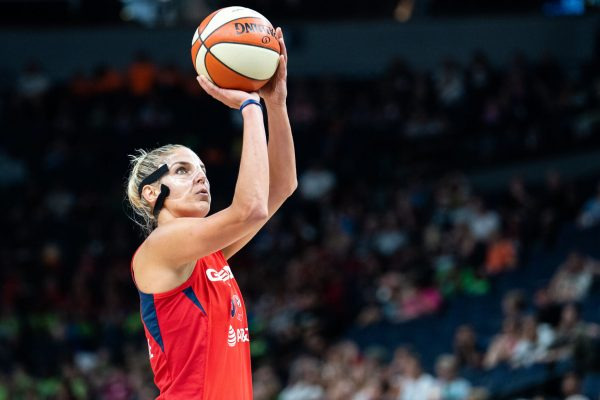 Elena Delle Donne opt-out covid-19