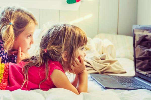 schermi bambini