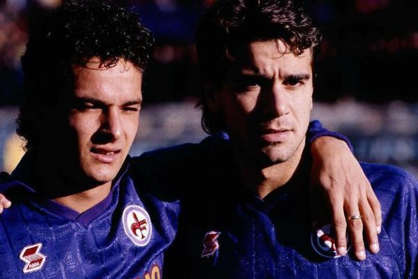 calcio attaccamento maglia Baggio